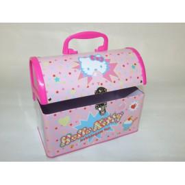 Kovový kufrík Hello Kitty